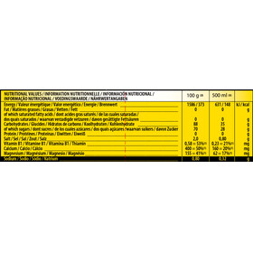 Isostar Hydrate & Perform - Nutrition sport - 400g Orange noir